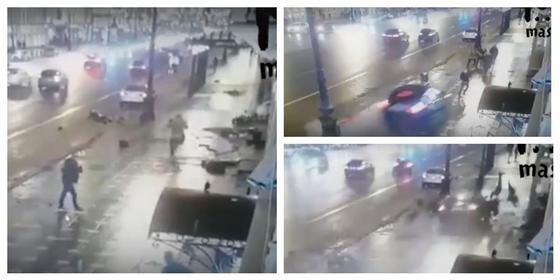 Mash арнасынан алынған видеодан кадр