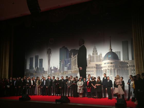 Фильм «Путь лидера. Астана» показали в Алматы