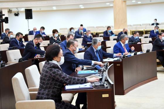 Стали известны имена кандидатов в сенаторы Казахстана