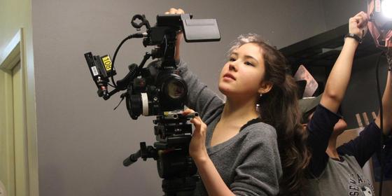 Казахстанка получила грант на обучение в Нью-Йорке и теперь работает на известных шоу