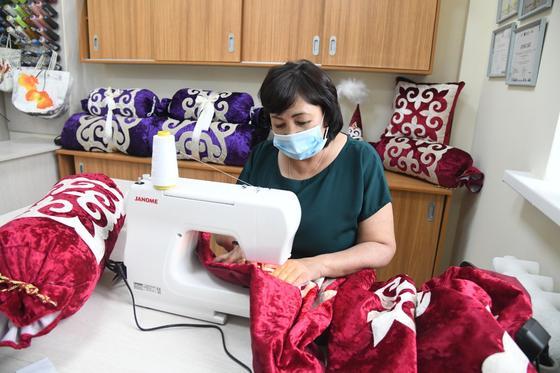Центр поддержки матерей, воспитывающих детей с ограниченными возможностями «Бақытты шаңырақ», открылся в столице