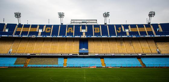 Стадион клуба «Бока Хуниорс»