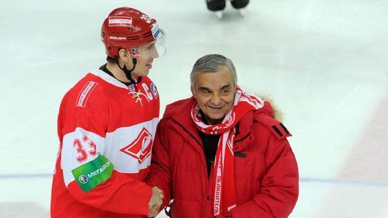 Умер двукратный олимпийский чемпион по хоккею в составе сборной СССР