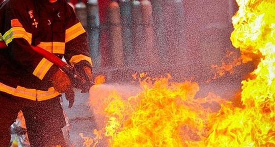 Женщина погибла в пожаре в Караганде