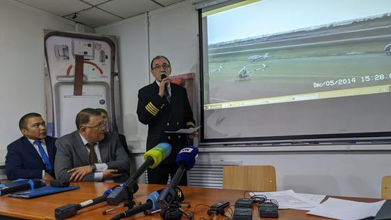 Bek Air выступил с заявлением после крушения самолета
