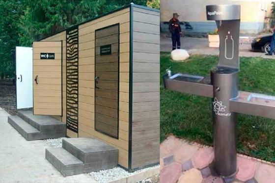 Как изменится парк 28 гвардейцев-панфиловцев в Алматы