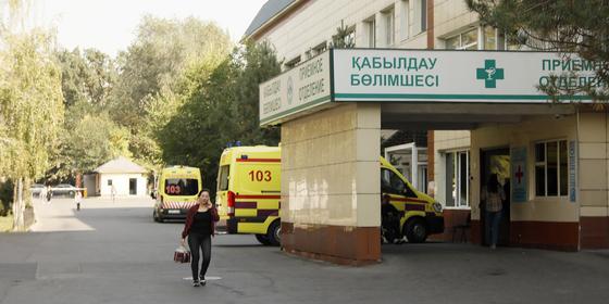 174 зараженных: о новых случаях коронавируса в Алматы рассказали в упрздраве