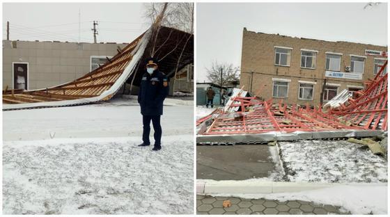 Три города остались без воды, света и тепла в Казахстане (фото, видео)