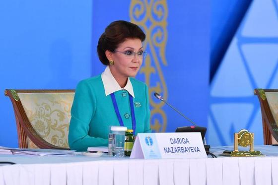 Дарига Назарбаева: Идея Большой Евразии вечна и естественна, как сама жизнь
