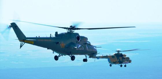 Шесть вертолетов Ми-8 потерпели крушение в Казахстане за последние 10 лет