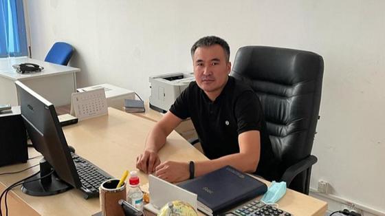 Ербол Аманжолов