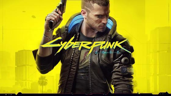 Обложка игры Cyberpunk 2077