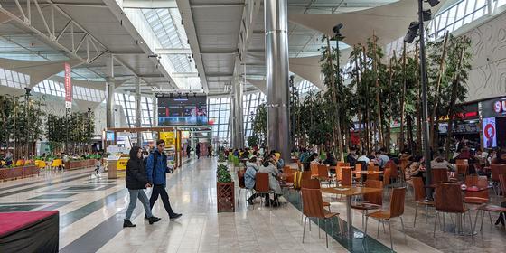Алматы әкімі сауда орталығына келушілердің көптігі туралы айтты