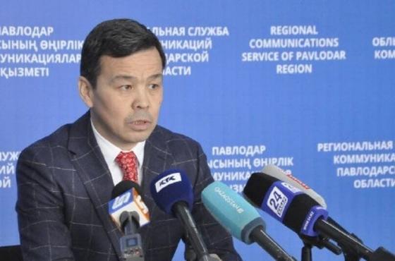 Садвакас Байгабулов назначен главным санврачом Атырауской области