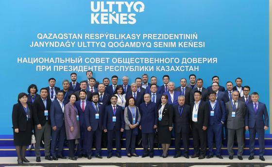 Советник Токаева сообщил о плане по реализации предложений Нацсовета