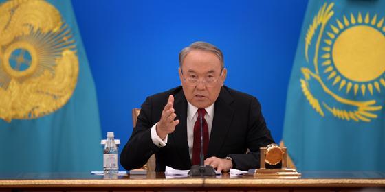 Бүгін Назарбаев қазақстандықтарға үндеу жасайды