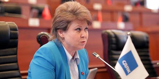 Ирина Карамушкина. Фото: 24.kg