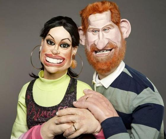 "Британский аналог шоу ""Куклы"" вернется на экраны. У куклы Путина татуировка на животе"