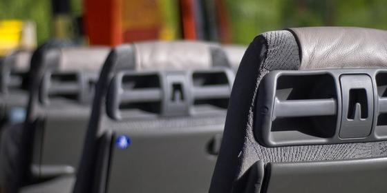 Автобус с пассажирами попал в ДТП в центре Костаная