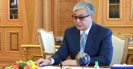 Токаев: Я рад подтвердить нерушимые узы дружбы с Россией