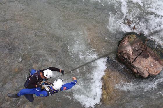 Нашли вещи пропавших туристов