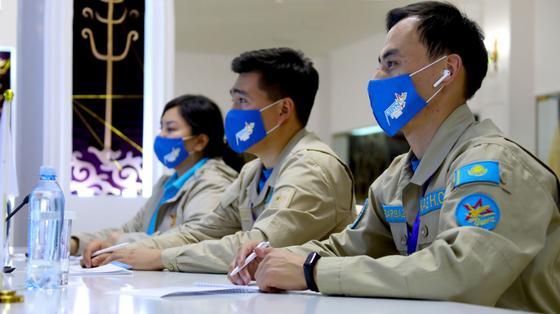 пресс-служба Министерства обороны РК
