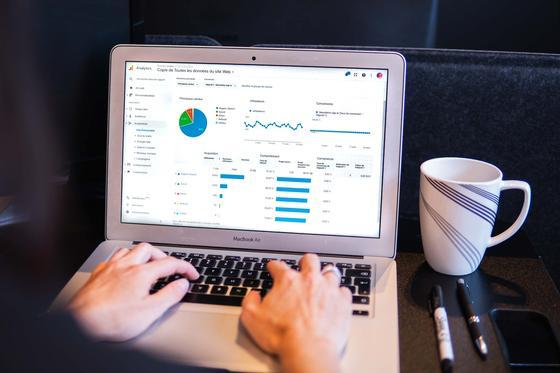 работа с Google Analytics