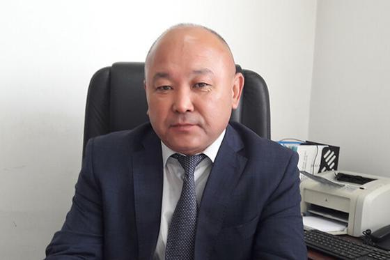 Тимуржан Нұрымбетов