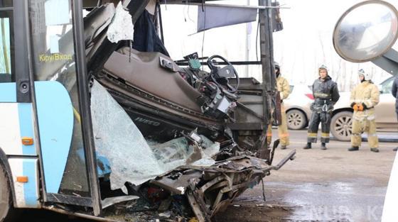 Гражданка Филиппин пострадала в ДТП с тремя автобусами в Нур-Султане