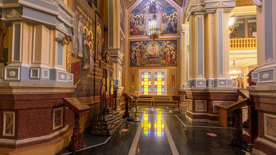 Церковь открылась после реставрации