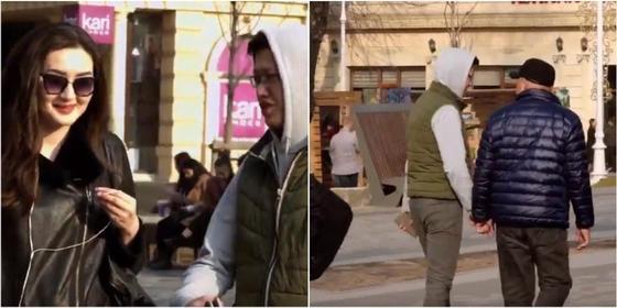 Помогут ли прохожие купить алкоголь человеку младше 21 года, выяснили в Алматы (видео)