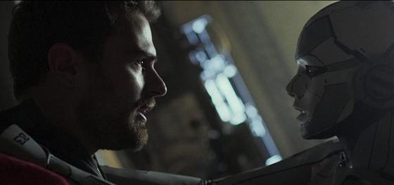 Кадр из фильма «Мой создатель»