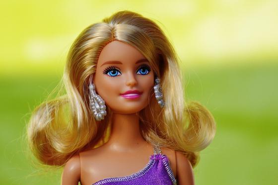 Кукла, Барби