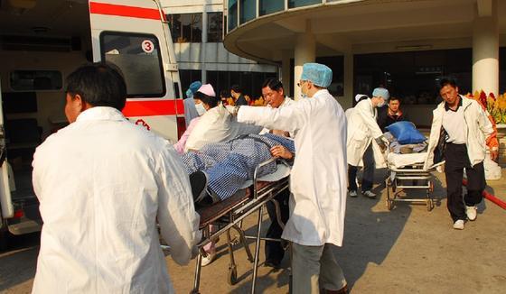 Больницу закрыли на карантин, потому что все врачи заразились коронавирусом
