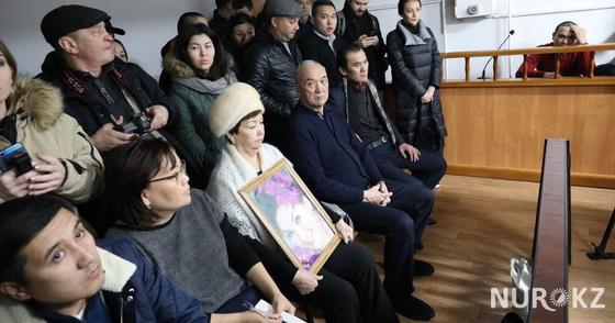 Гибель актрисы в ДТП в Алматы: брат погибшей выступил в суде