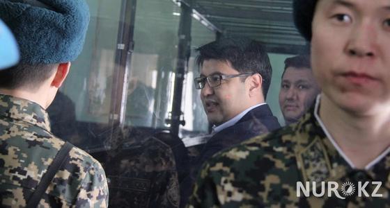 Бишимбаева переведут в колонию в Шымкенте