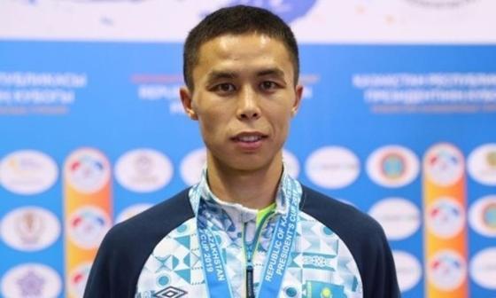 Сәкен Бибосынов. Фото: Sports.kz