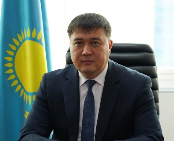 председатель Комитета автомобильных дорог МИИР РК Толеген Абдуллин