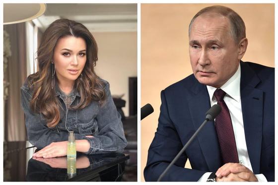 Путину рассказали, как лечат Анастасию Заворотнюк