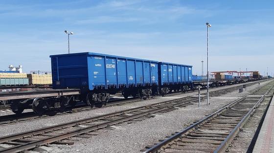 План перевозок грузов ОСЖД между РК и КНР выполнен досрочно
