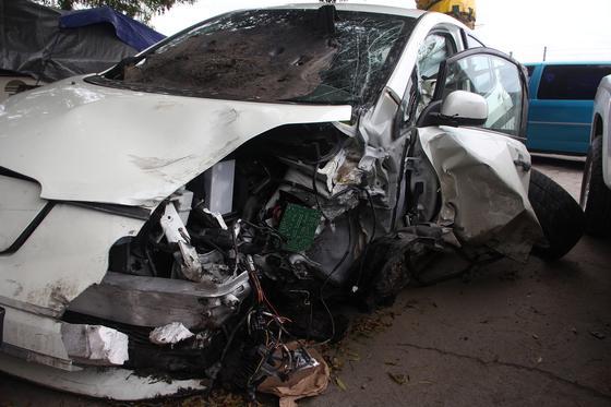 Две женщины погибли в аварии на трассе в Западном Казахстане
