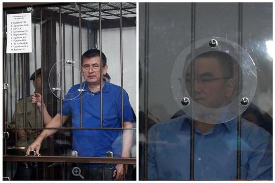 """Двое осужденных по """"хоргосскому делу"""" вышли на свободу"""