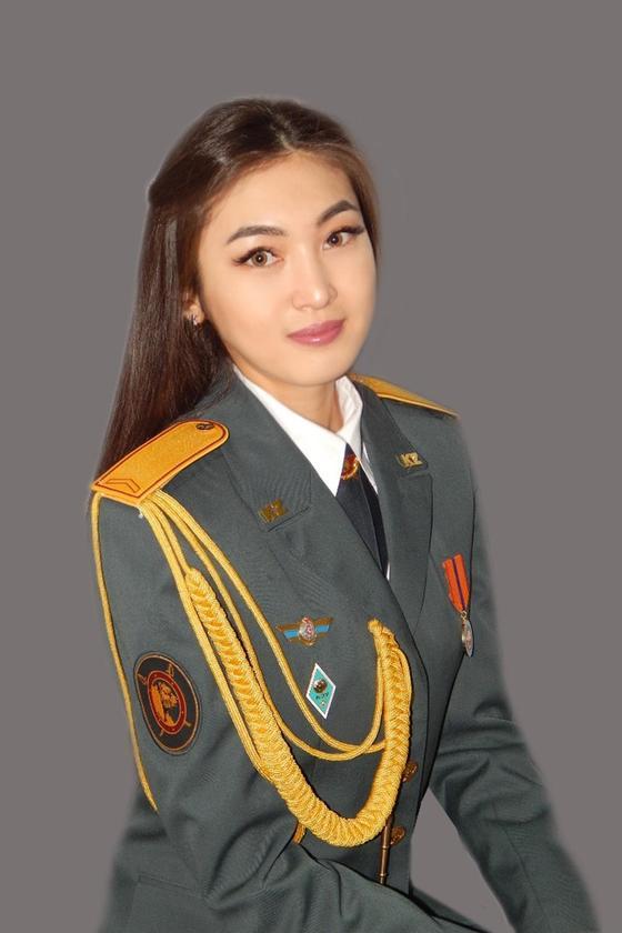 Қажымұратова Ақерке Едігеқызы
