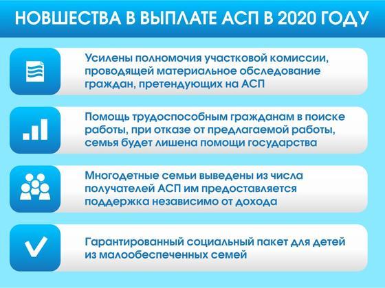 Прозрачно и справедливо: как оказывается АСП с 2020 года