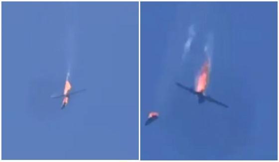 2 сирийских самолета были сбиты турецкими истребителями