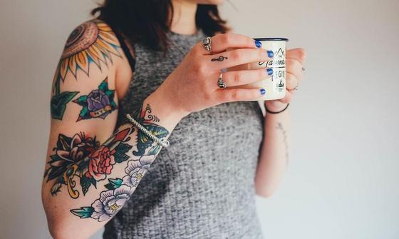 Новую опасность татуировок обнаружили ученые