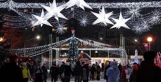 Как отдыхаем на новый год 2019 в Казахстане