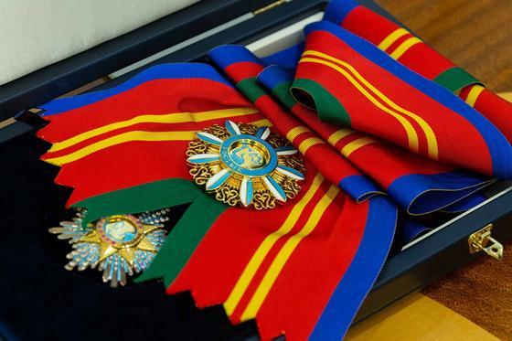Қасым-Жомарт Тоқаев Ресей Қорғаныс министрін қабылдады
