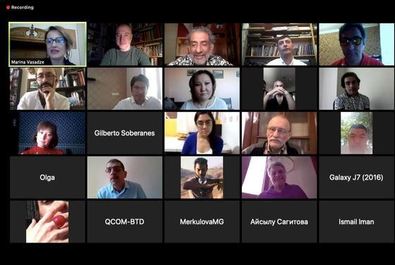 Халықаралық театр сыншылары бірлестігі «Theatre Online» ғылыми конференциясын өткізді