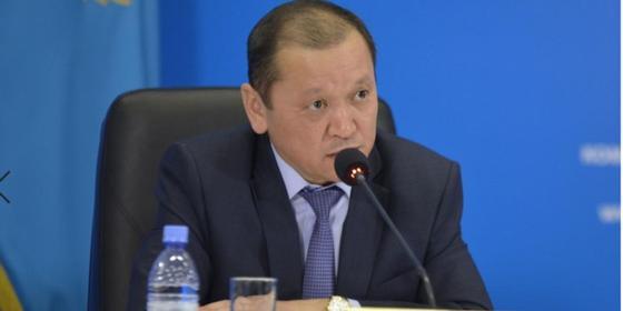 Біржан Нұрымбетов. Фото: ortcom.kz
